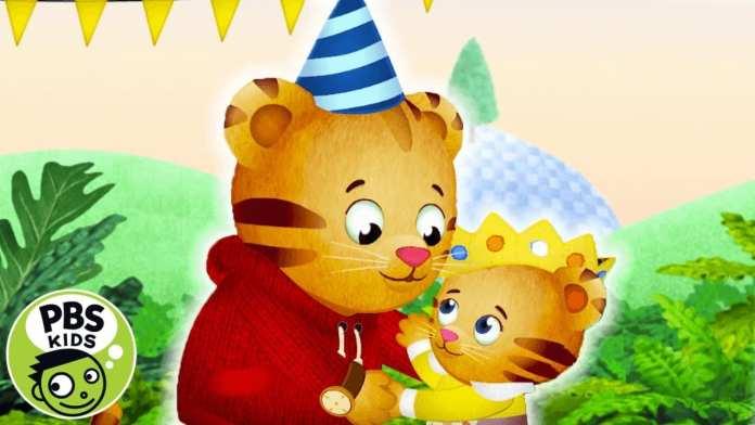 Daniel Tiger's Neighborhood | Happy Birthday Baby Margaret! | PBS KIDS