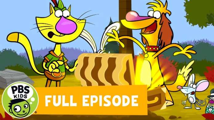 Nature Cat | The Treasure of Bad Dog Bart / Pet Sounds | PBS KIDS