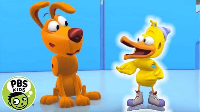 WORDWORLD | Duck's Skating Mayhem! | PBS KIDS