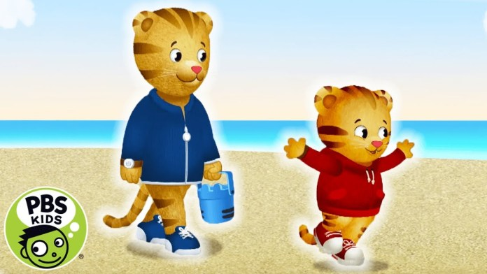 Daniel Tiger's Neighborhood | Spending Time with Super Daniel and Super Dad! | PBS KIDS
