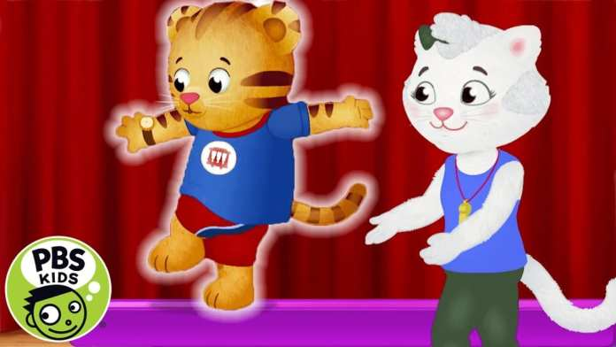 Daniel Tiger's Neighborhood | Daniel Tries the Balance Beam! | PBS KIDS