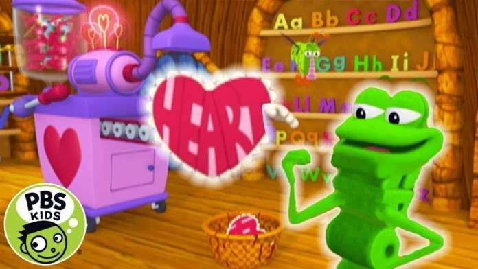 Word World | Valentine Making Machine! | PBS KIDS