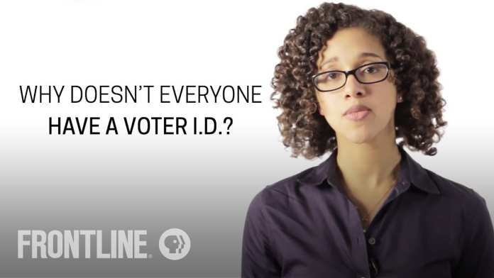 Why Doesn't Everyone Have a Voter ID? | FRONTLINE Answers Your Questions