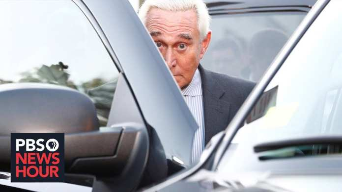 Does the Roger Stone fight hurt the Justice Department's credibility?