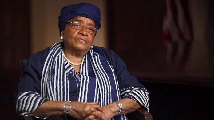 "Ellen Johnson Sirleaf: ""Today We Have a Traumatized Nation"""