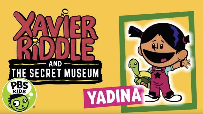 Xavier Riddle and The Secret Museum | Meet Yadina! | PBS KIDS