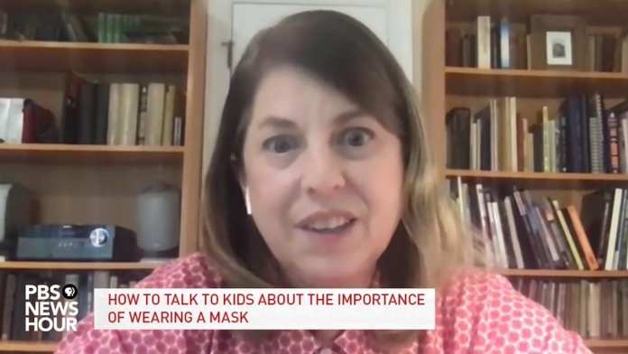 WATCH: How to talk to kids about staying healthy during the COVID-19 pandemic