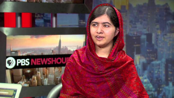 Malala Yousafzai on the protests in Pakistan