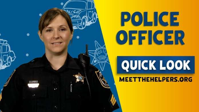 Meet the Helpers: Police Officer
