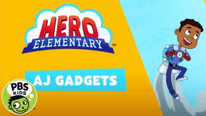Hero Elementary   Meet AJ Gadgets!   PBS KIDS
