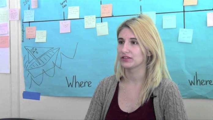 Natalie Moore, Daniel Pearl Magnet High School