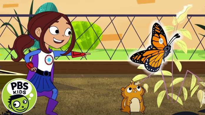 Hero Elementary | Butterfly Chasers 🦋 | PBS KIDS