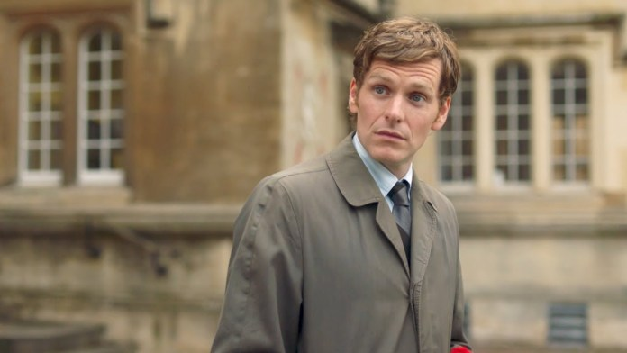 Endeavour, Season 5: Shaun Evans on Locations