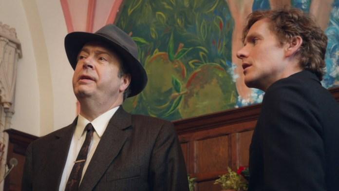 Endeavour, Season 3: Episode 2 Scene