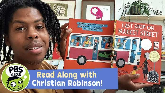 Last Stop On Market Street | Read Along with Christian Robinson! | PBS KIDS