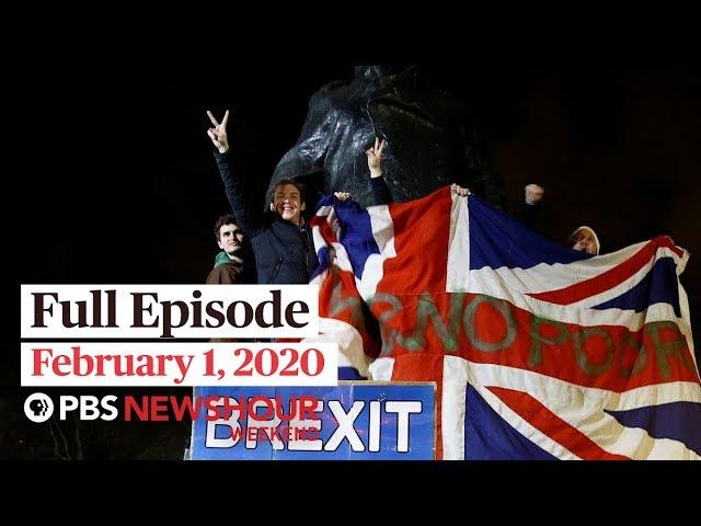 PBS NewsHour Weekend full episode February 1, 2020