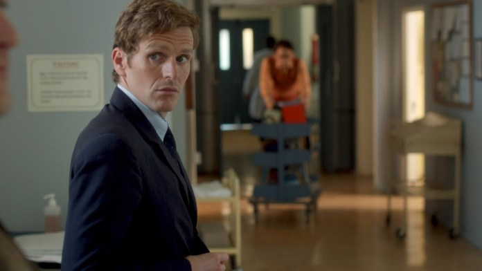 Endeavour, Season 4: Episode 3 Scene