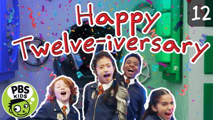 OddTube | Happy Twelve-iversary! | PBS KIDS