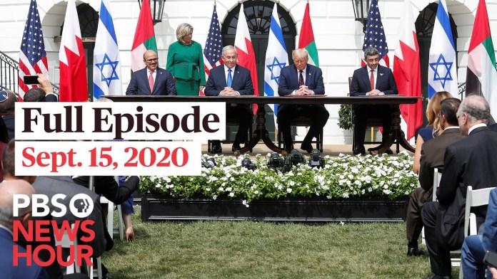 PBS NewsHour full episode, Sept. 15, 2020