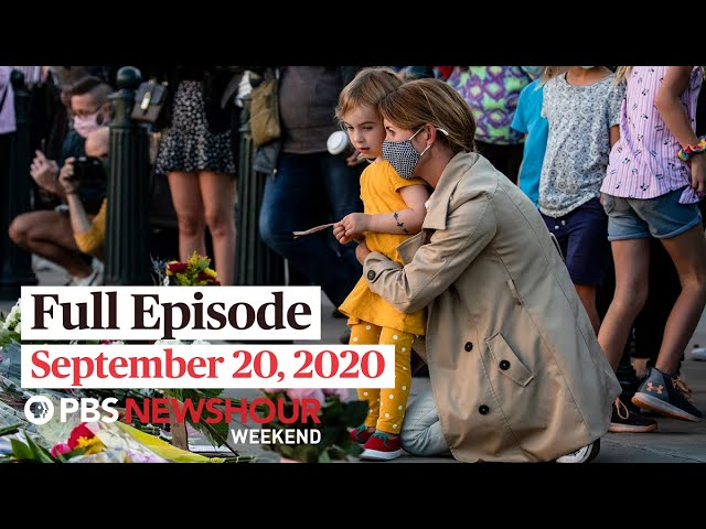 PBS NewsHour Weekend Full Episode September 20, 2020