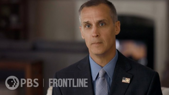 The Choice 2020: Corey Lewandowski (interview) | FRONTLINE