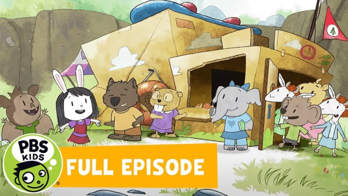 Elinor Wonders Why FULL EPISODE | The Town Picnic / The Amazing Expandable Clubhouse | PBS KIDS