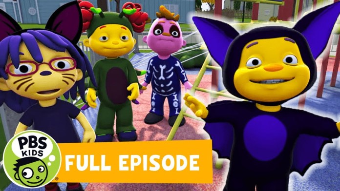 Sid the Science Kid FULL EPISODE | Halloween Spooky Science Special | PBS KIDS