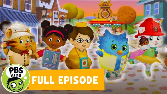 Daniel Tiger's Neighborhood FULL EPISODE | Katerina's Costume / Dress Up Day | PBS KIDS