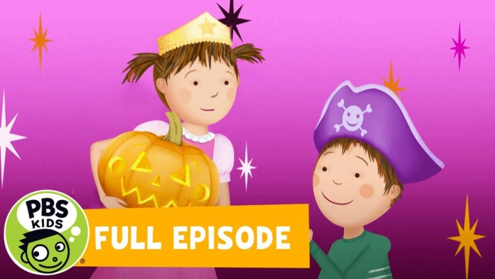 Halloween FULL EPISODE | Pink or Treat / Berry Scary | PBS KIDS