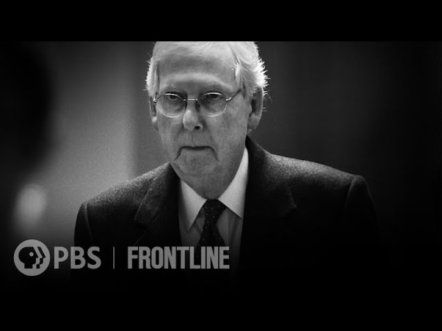 On Night Ginsburg Died, McConnell Pushed Trump to Nominate Barrett | Supreme Revenge | FRONTLINE