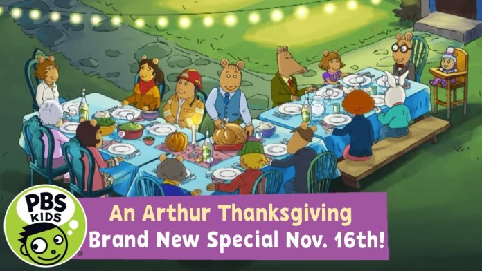An Arthur Thanksgiving! | A Brand New Special on November 16th! | PBS KIDS