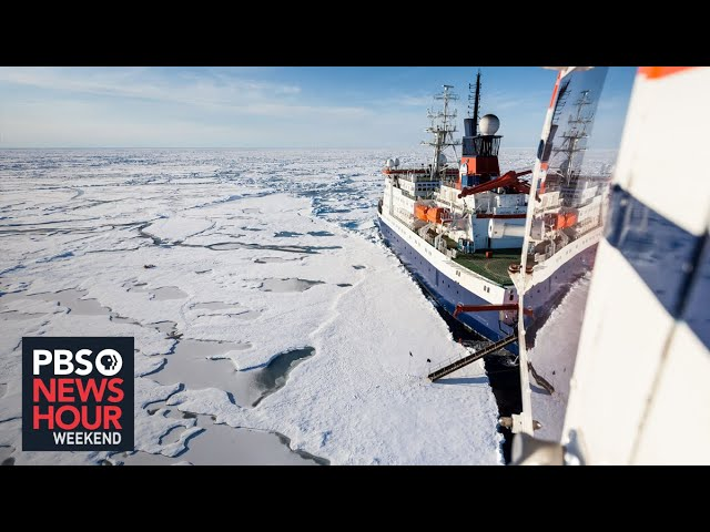 Warming Arctic with less ice heats up Cold War tensions