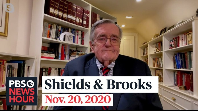 Shields and Brooks on the danger of Trump's refusal to concede
