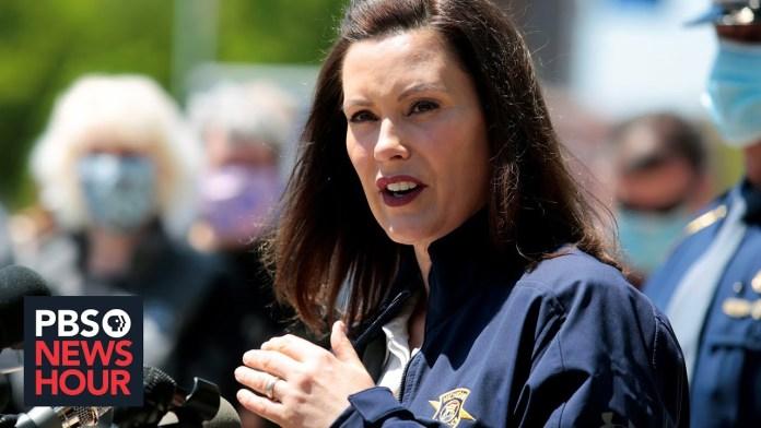 Michigan Gov. Gretchen Whitmer on managing the COVID-19 crisis