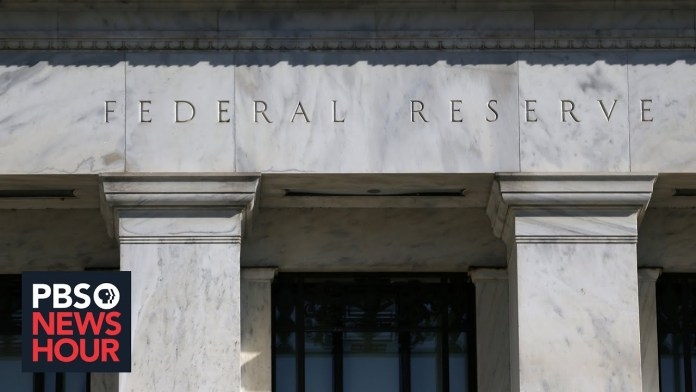 News Wrap: Fed keeps interest rate low, referencing 'uncertain' economy