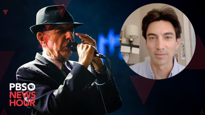 WATCH: Daniel Nieh on the Leonard Cohen song that's keeping feelings of helplessness at bay