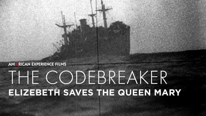 Elizebeth Saves the Queen Mary   The Codebreaker   American Experience   PBS