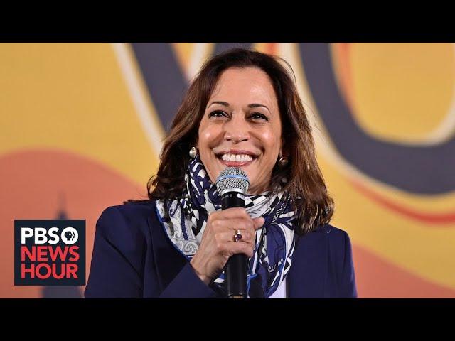 WATCH LIVE: Vice President-elect Kamala Harris receives COVID-19 vaccine