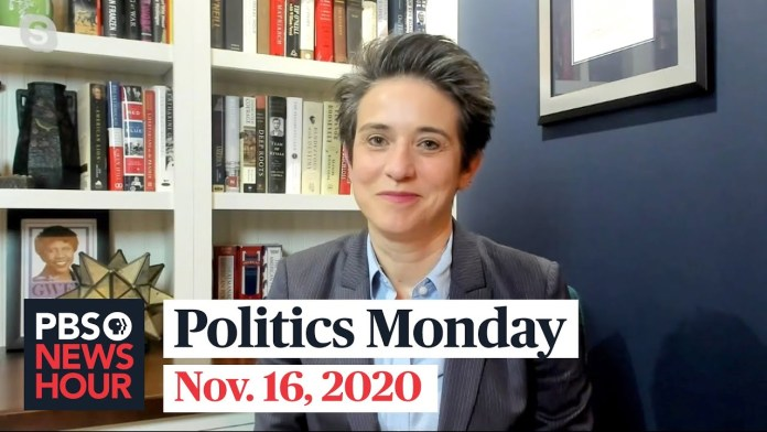 Tamara Keith and Amy Walter on the Biden transition, pandemic polarization