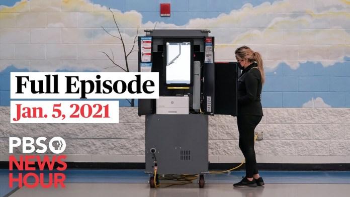 PBS NewsHour full episode, Jan. 5, 2021