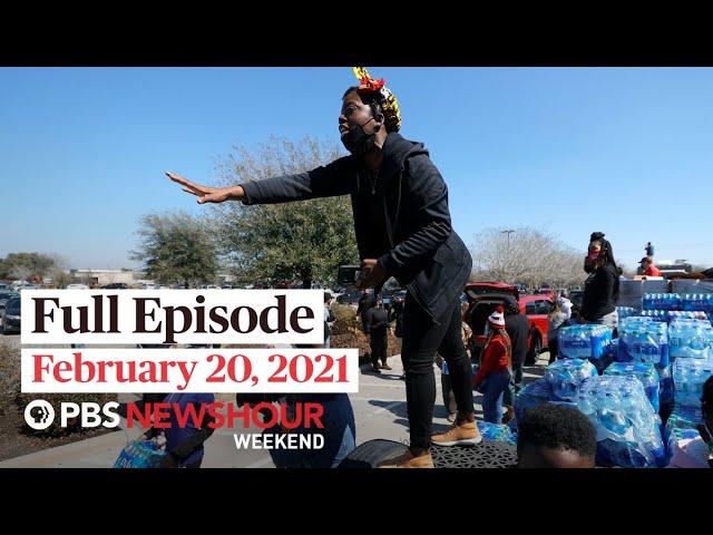 PBS NewsHour Weekend Full Episode February 20, 2021