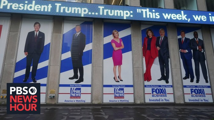 News Wrap: Smartmatic files suit against Fox News, Trump's lawyers over election claims