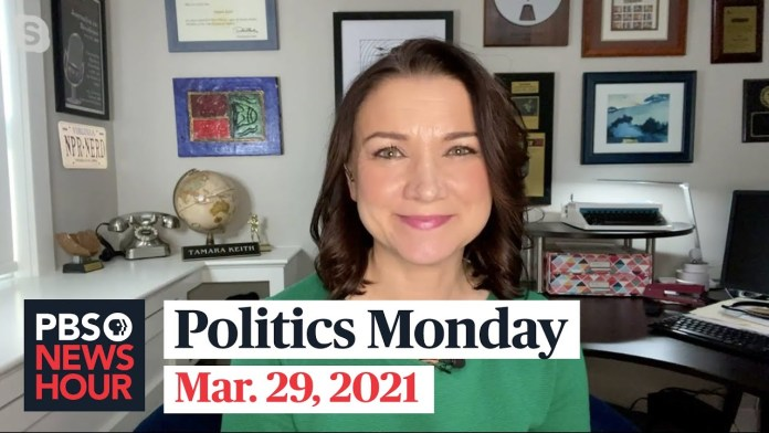 Tamara Keith and Amy Walter on the push to reform gun laws, end COVID-19