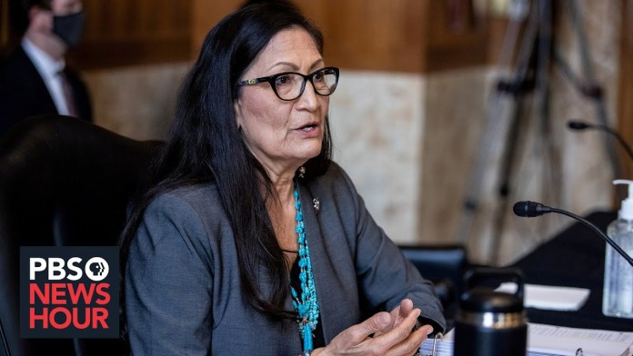 What Debra Haaland's confirmation as interior secretary means to Native Americans