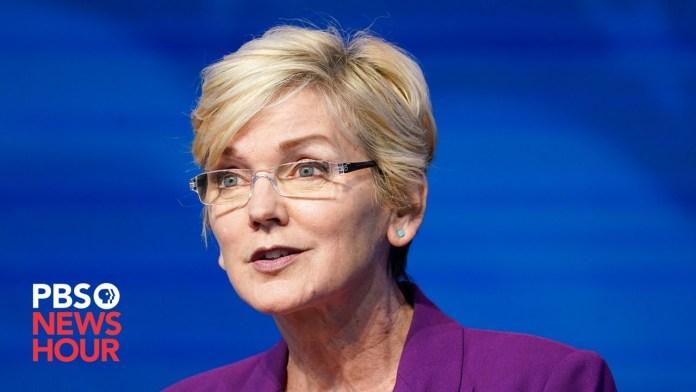WATCH LIVE: Senate holds confirmation hearing for Energy secretary nominee Jennifer Granholm