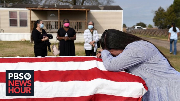U.S. death toll from COVID-19 reaches 500,000