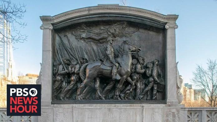 Boston restores monument to Black Civil War troops