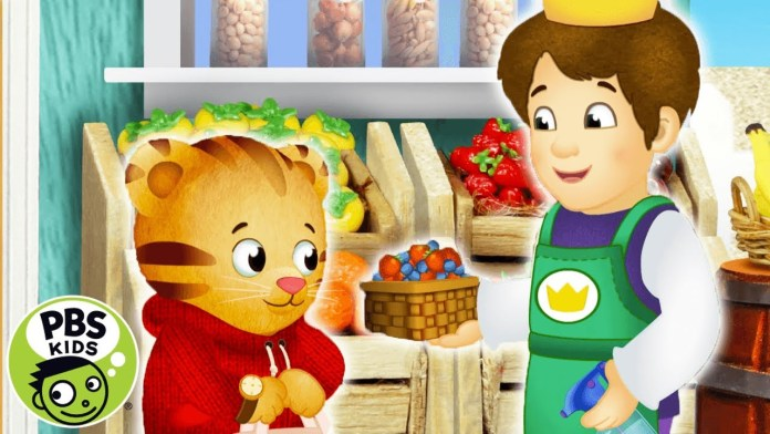 Daniel Tiger's Neighborhood | Daniel Goes to the Market! | PBS KIDS