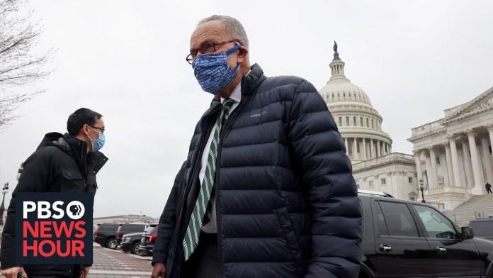 News Wrap: Senators clash over Dem. elections bill Republicans deem partisan