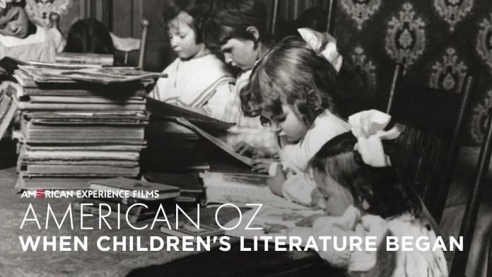 A New Sort of Children's Book | American Oz